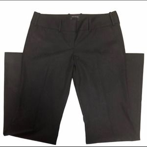 THE LIMITED Drew Bootcut Black Pant